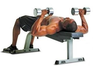 彌補胸肌缺陷:胸肌不夠寬 - 每日頭條