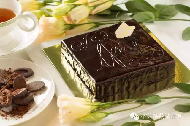 世界著名甜點•歐培拉(Opéra)•||衝破感官的味覺交響 - 每日頭條