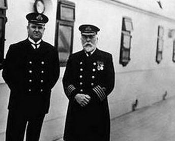 鐵達尼號船長80年之後竟再現人間 「時空隧道」竟是真的 - 每日頭條