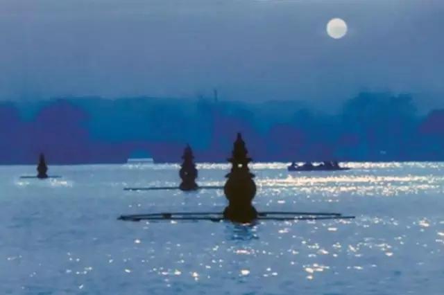 西湖三潭印月的由來 - 每日頭條
