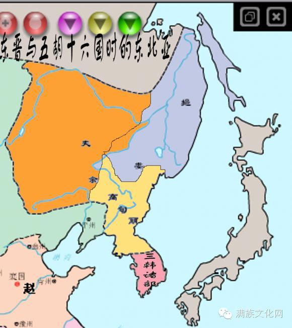 滿洲(東北亞)歷史地圖集 - 每日頭條