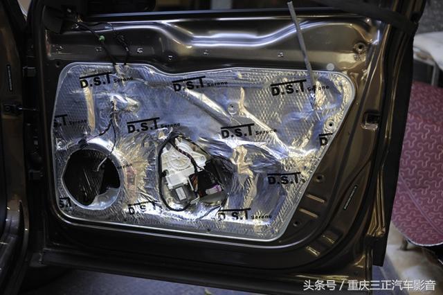 重慶大眾汽車音響升級改裝 大眾途觀升級丹麥丹拿Esotan232兩分頻入門級發燒音響 - 每日頭條