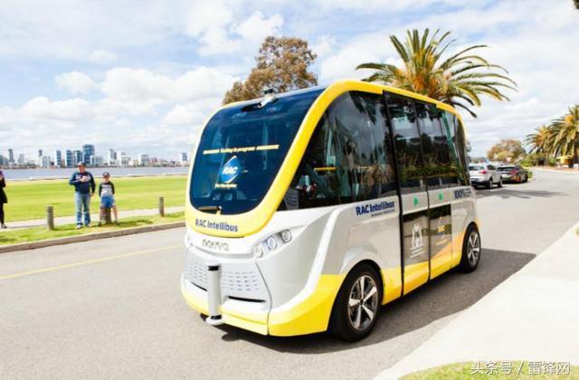 澳大利亞無人駕駛巴士開測一年了,都有哪些進展? - 每日頭條