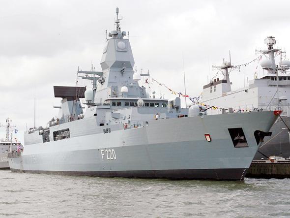 世界十大護衛艦—薩克森級 - 每日頭條