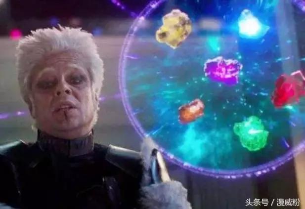 為啥滅霸的第一個目標是空間寶石?另外5個寶石也很厲害呀 - 每日頭條