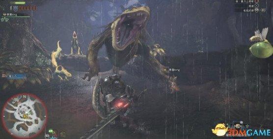 怪物獵人世界大兇豺龍位置打法及掉落素材介紹 - 每日頭條