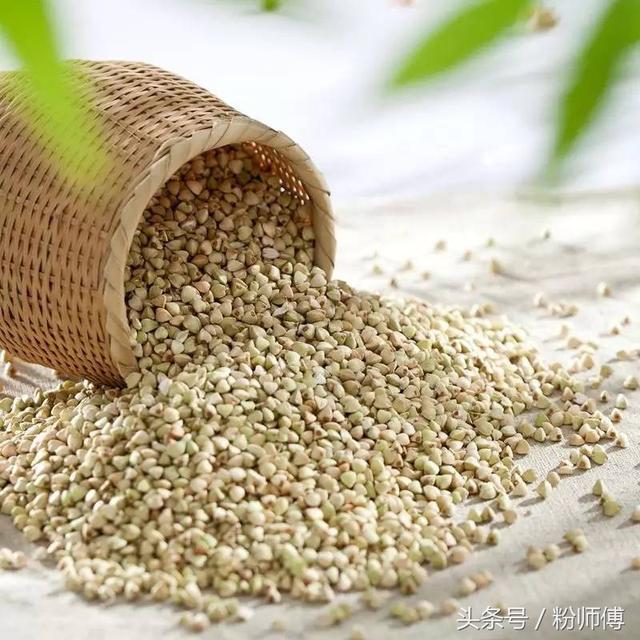細說蕎麥的營養功效 蕎麥米粉的最佳搭檔是誰 - 每日頭條