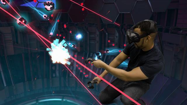 簡約不簡單:Steam平臺十大精品免費VR遊戲推薦 - 每日頭條
