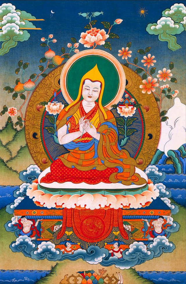 宗喀巴大師為什麼稱為「第二佛陀」 - 每日頭條