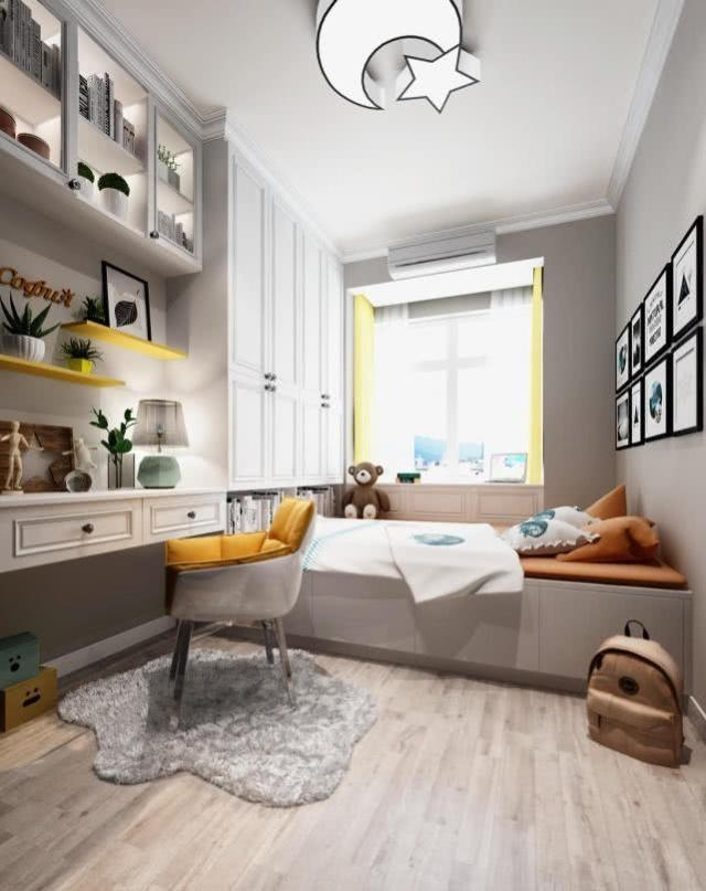 兒童房間設計用什麼床好?兒童房榻榻米床實用樂趣多 - 每日頭條