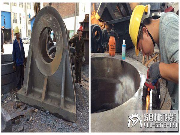 關於大型鑄鋼件的探傷你知道多少? - 每日頭條