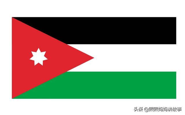 西亞國家旗幟的含義 - 每日頭條