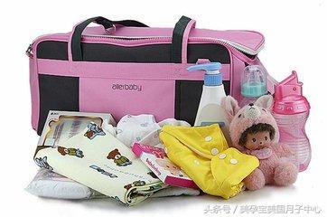 赴美生子待產包應該怎麼準備? - 每日頭條