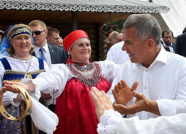 韃靼斯坦為何不鬧獨立了?反而更加認同俄羅斯?真實原因有三點 - 每日頭條