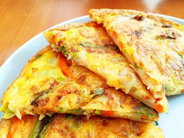 教你學做韓國海鮮煎餅 - 每日頭條