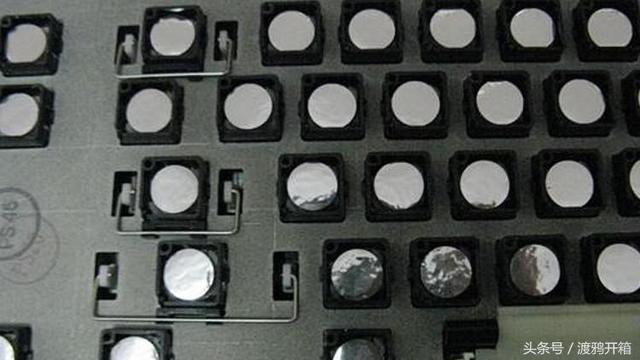 打字沒有聲音的鍵盤,靜電容鍵盤貴在科技 - 每日頭條