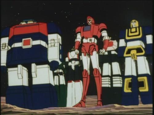 懷舊動畫系列——六神合體雷霆王 - 每日頭條