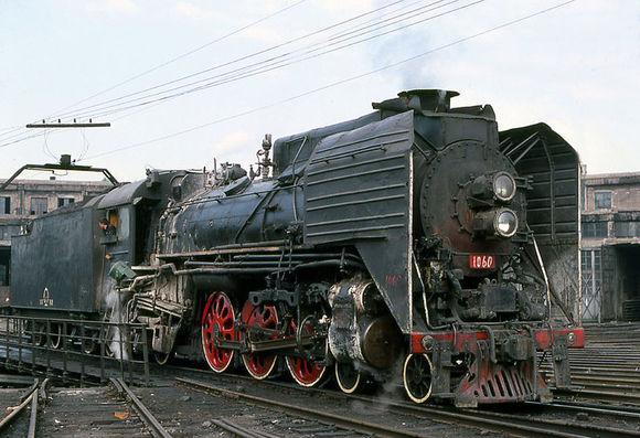 記錄中國各型號的蒸汽機車 - 每日頭條