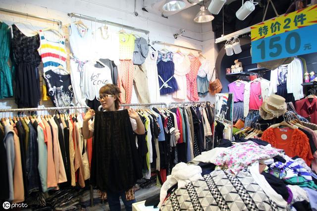 溫州有幾個服裝批發市場?帶上這份攻略去找衣服去 - 每日頭條
