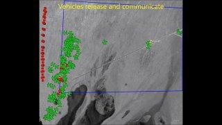 L'armée américaine teste une escadrille de 103 mini drones autonomes