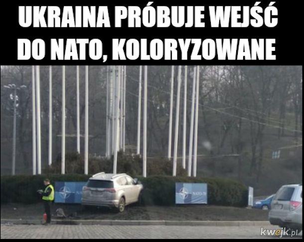 Nato - Najlepsze memy, zdjęcia, gify i obrazki - KWEJK.pl