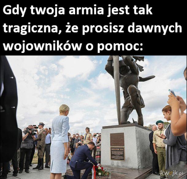 Armia - Najlepsze memy, zdjęcia, gify i obrazki - KWEJK.pl