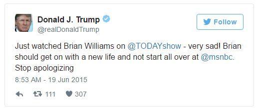 "Donald Trump's ""Sad"" Tweets | Know Your Meme"