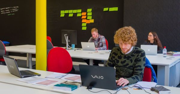 Co-working concept comes to Liverpool at the Cotton ...