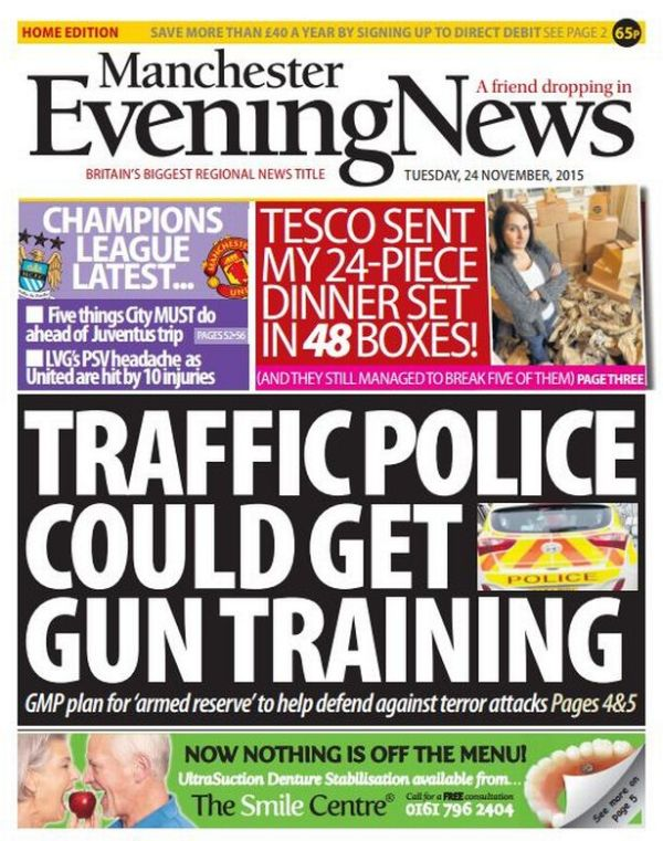 Manchester Evening News: Number one for news, opinion ...