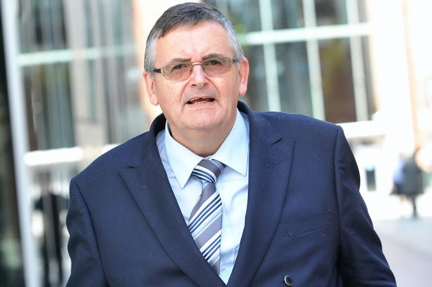 Alan Morris denies sex offences at St Ambrose College over a 21 year period