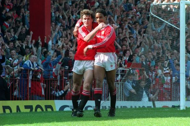 Mark Hughes and Paul Ince were ushered out of Old Trafford.