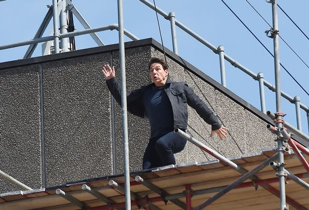 The actor is known for doing his own stunts (Image: Flynet)