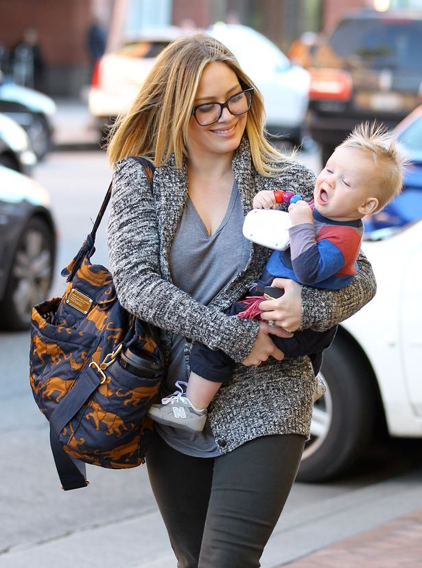 Hilary Duff Divorce Star Splits From Husband Mike Comrie After Battling To Save Their Marriage