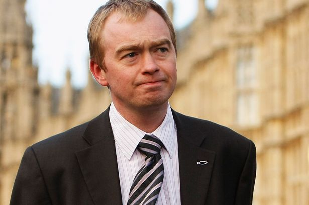 Image result for image of tim farron