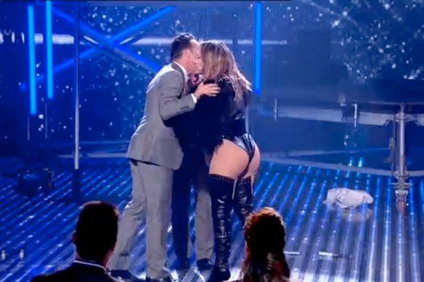 Jennifer Lopez Britain's Got Talent