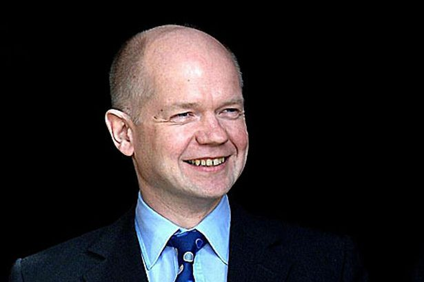 William Hague (pic: PA)