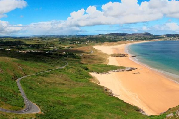 Image result for beautiful pictures of beach along Irish Sea -Wexford County