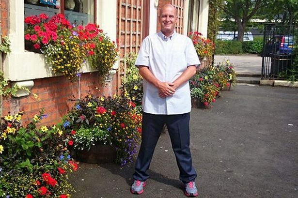 Michael Ward, 45, who was killed in a hit-and-run crash on Princess Road, Hulme
