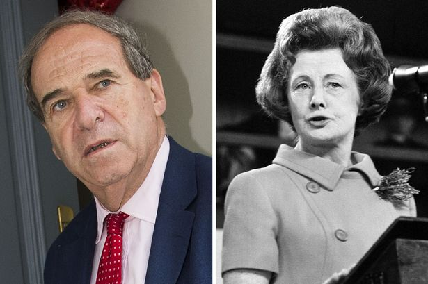 Leon Brittan AND Labour MP Barbara Castle