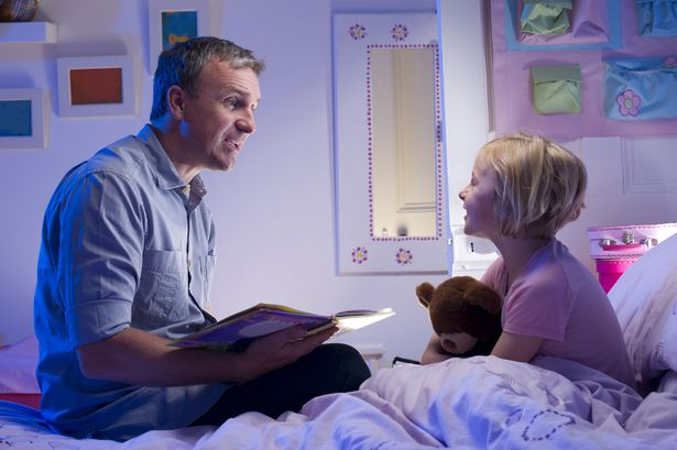 Image result for reading stories to children