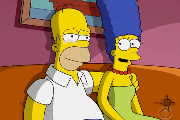 Image result for Bart simpson in love