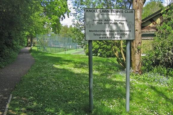 Knolt Orpington tennis club