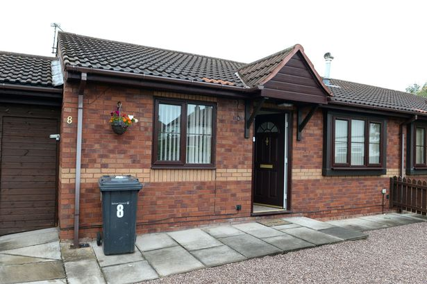 Relocation: Gary and Joan's bungalow in Southport