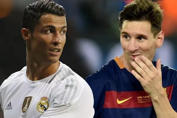 Ibimenyetso 5 bigaragaza ko Messi arusha Cristiano ruhago