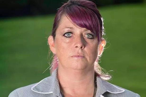 Louise Palmer, che ha rinunciato il suo diritto all'anonimato dopo essere stata vittima di abusi sessuali da ragazza dal suo fratello maggiore, Richard Davenport