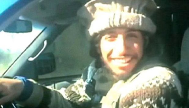 Suspected mastermind of the Paris terror attacks Abdelhamid Abaaoud