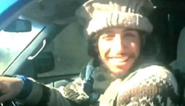 Suspected mastermind of the Paris terror attacks Abdelhamid Abaaoud