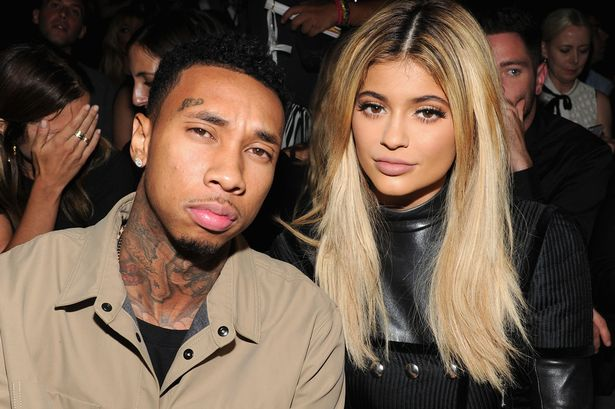 Kylie-Jenner-and-Tyga Tyga says his age gap with Kylie Jenner caused their split