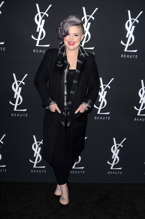 Zoe Kravitz celebrates her new role with Yves Saint Laurent Beauty, Gibson Brands Sunset, West Hollywood