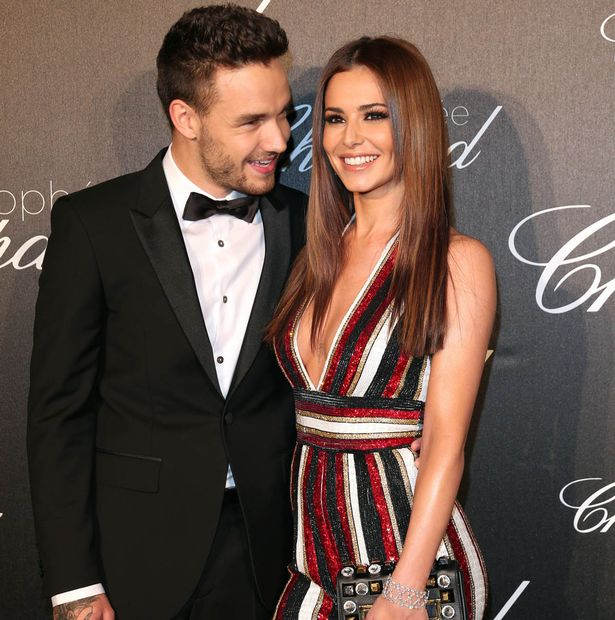 Image result for liam payne and cheryl